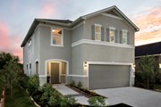 New Homes in Converse, TX - Plan 2088