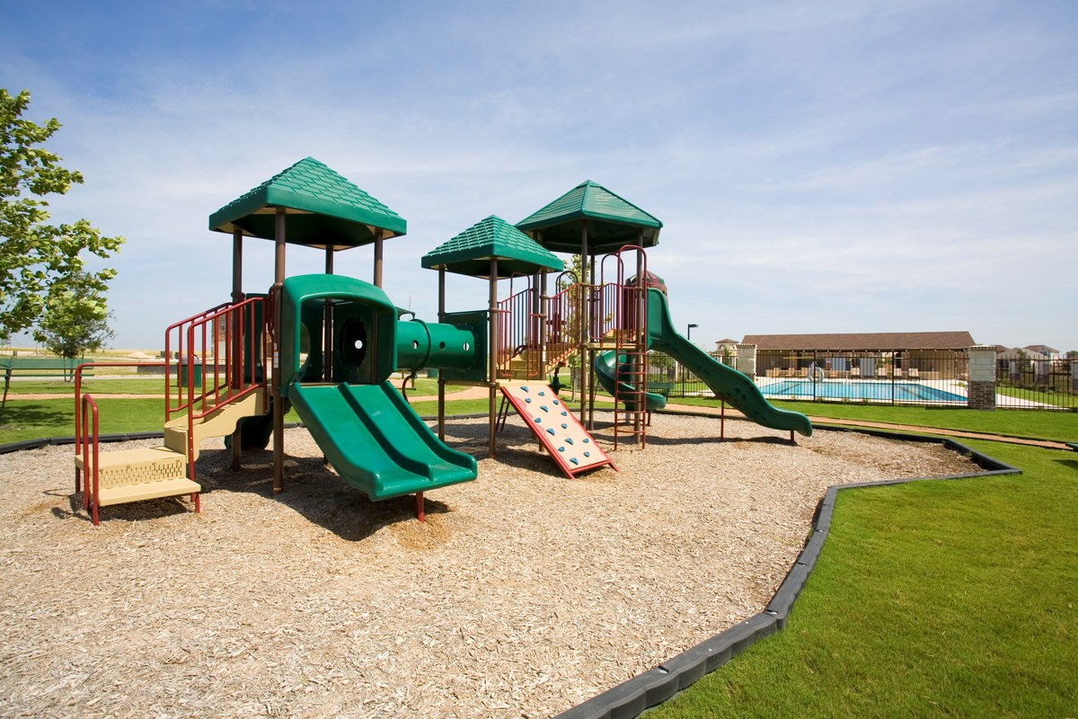 New Homes in New Braunfels, TX - Legend Point Legend Point Playground