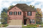 New Homes in San Antonio, TX - Plan E-2960