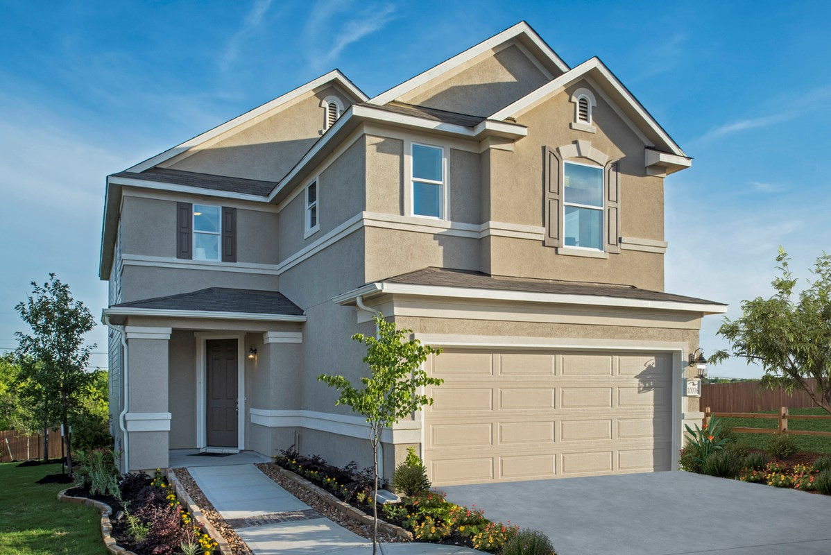 New Homes in San Antonio, TX - The Overlook at Medio Creek The 2708
