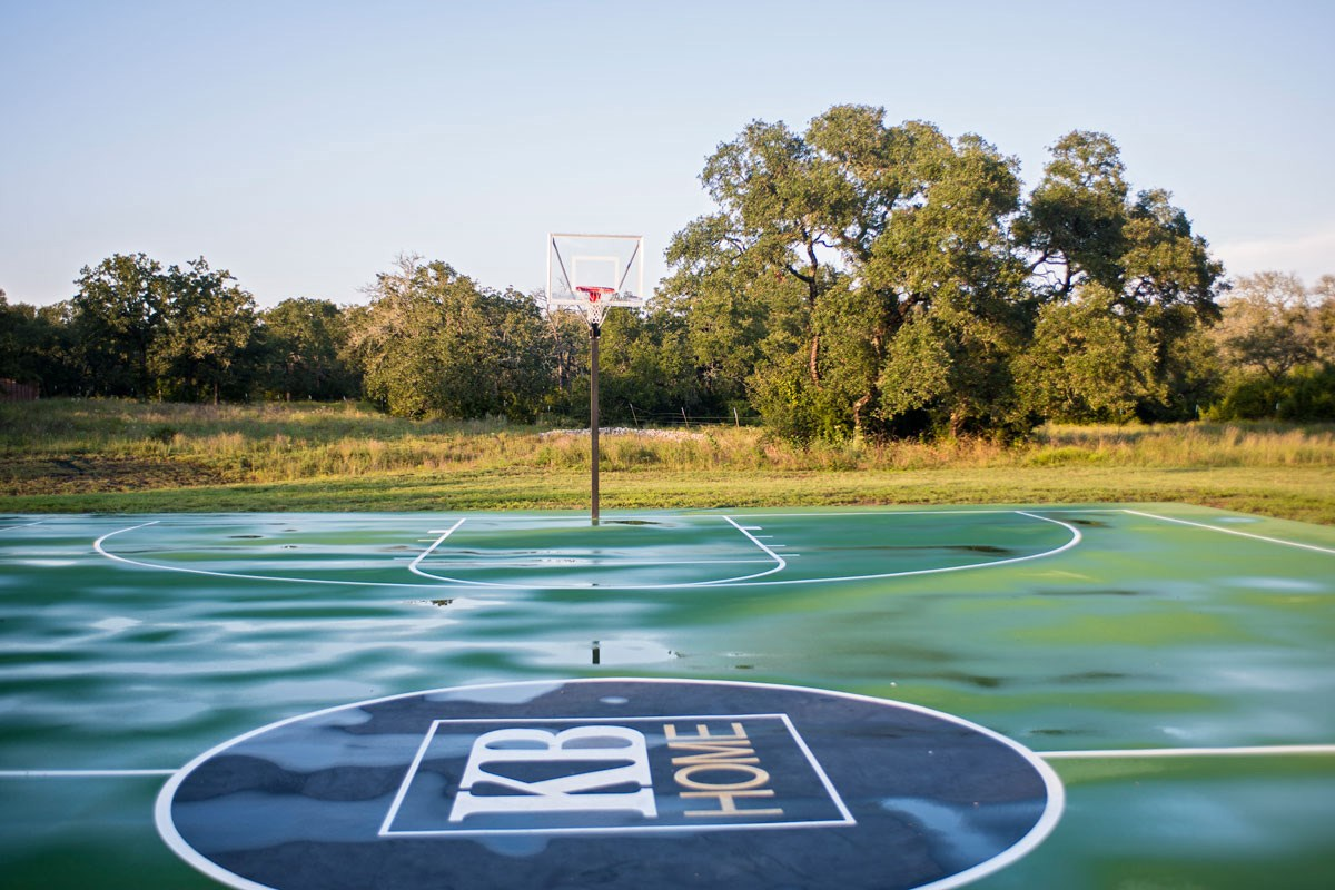 New Homes in Boerne, TX - Trails at Herff Ranch Community Basketball