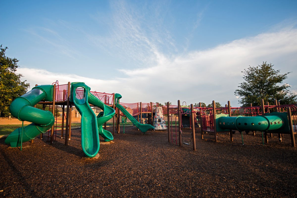 New Homes in Boerne, TX - Trails at Herff Ranch Community Playscape