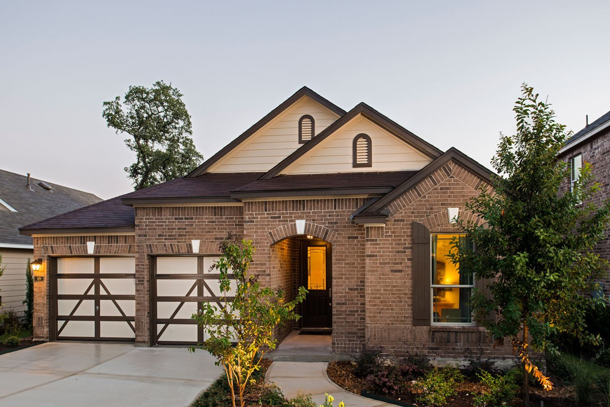 New Homes in Boerne, TX - Trails at Herff Ranch The 2004