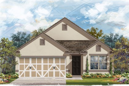 New Homes in Boerne, TX - Plan 1647 E