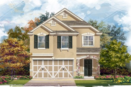 New Homes in Boerne, TX - Plan 1909 D