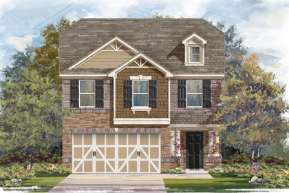 New Homes in Boerne, TX - Plan 1909 E
