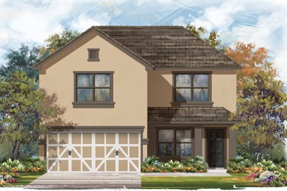 New Homes in Boerne, TX - Plan 2177 E
