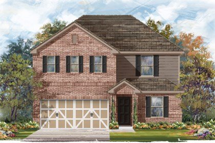 New Homes in Boerne, TX - The 2403 B