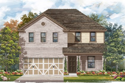 New Homes in Boerne, TX - The 2403 C