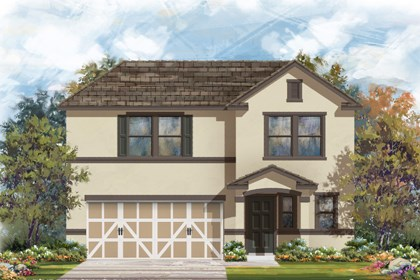 New Homes in Boerne, TX - Plan 2412 E
