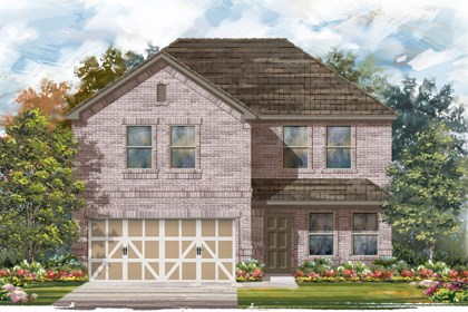 New Homes in Boerne, TX - The 2561 C