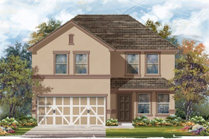 New Homes in Boerne, TX - The 2561 E