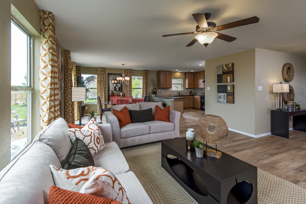 New Homes In New Braunfels, TX   West Village At Creekside   Heritage  Collection The