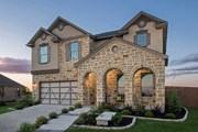 New Homes in New Braunfels, TX - Plan 3125 Modeled