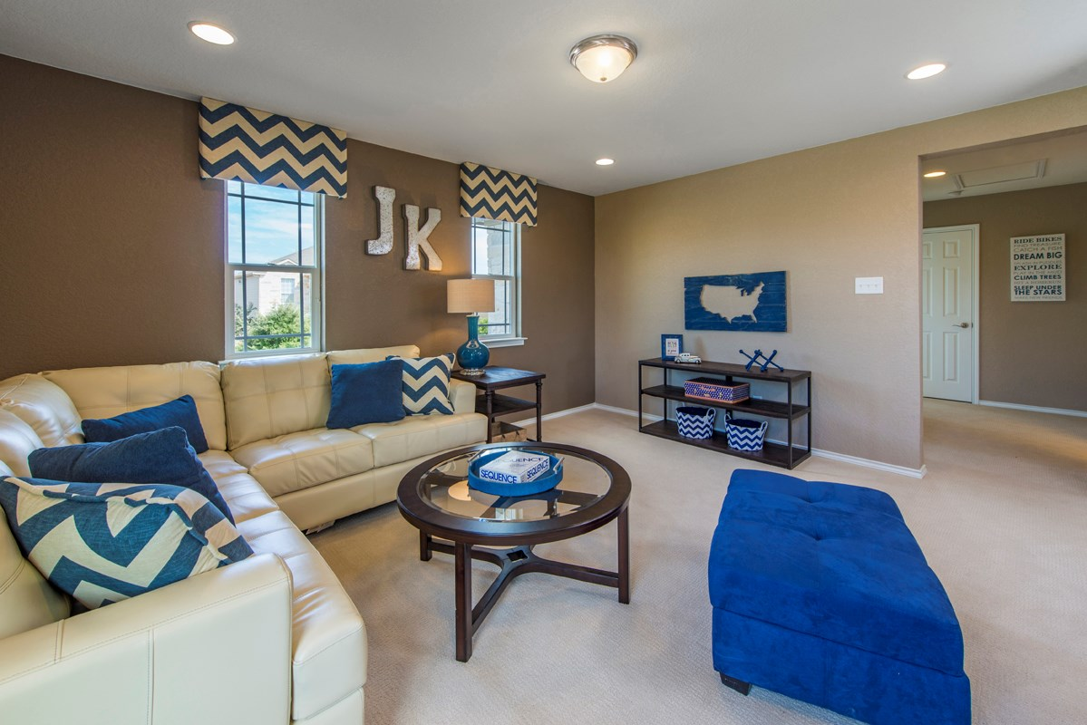 New Homes in Converse, TX - Windfield The 2403 Loft