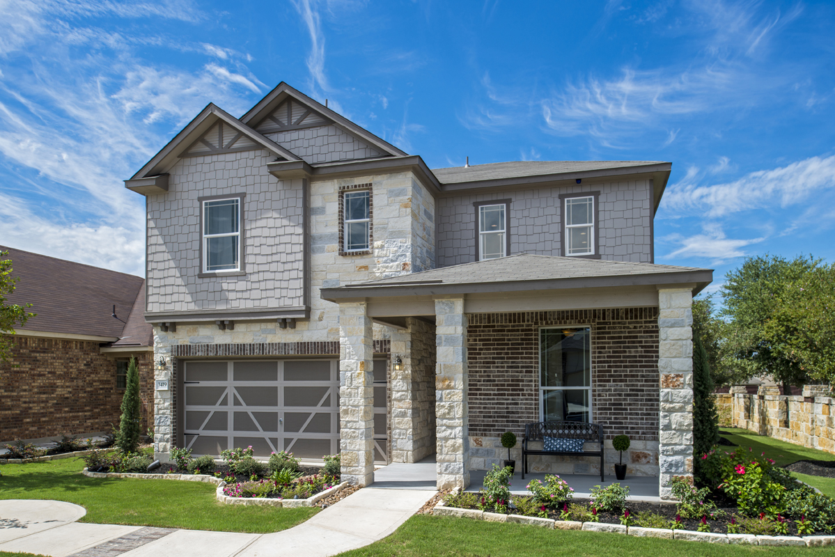 New Homes in Converse TX Windfield