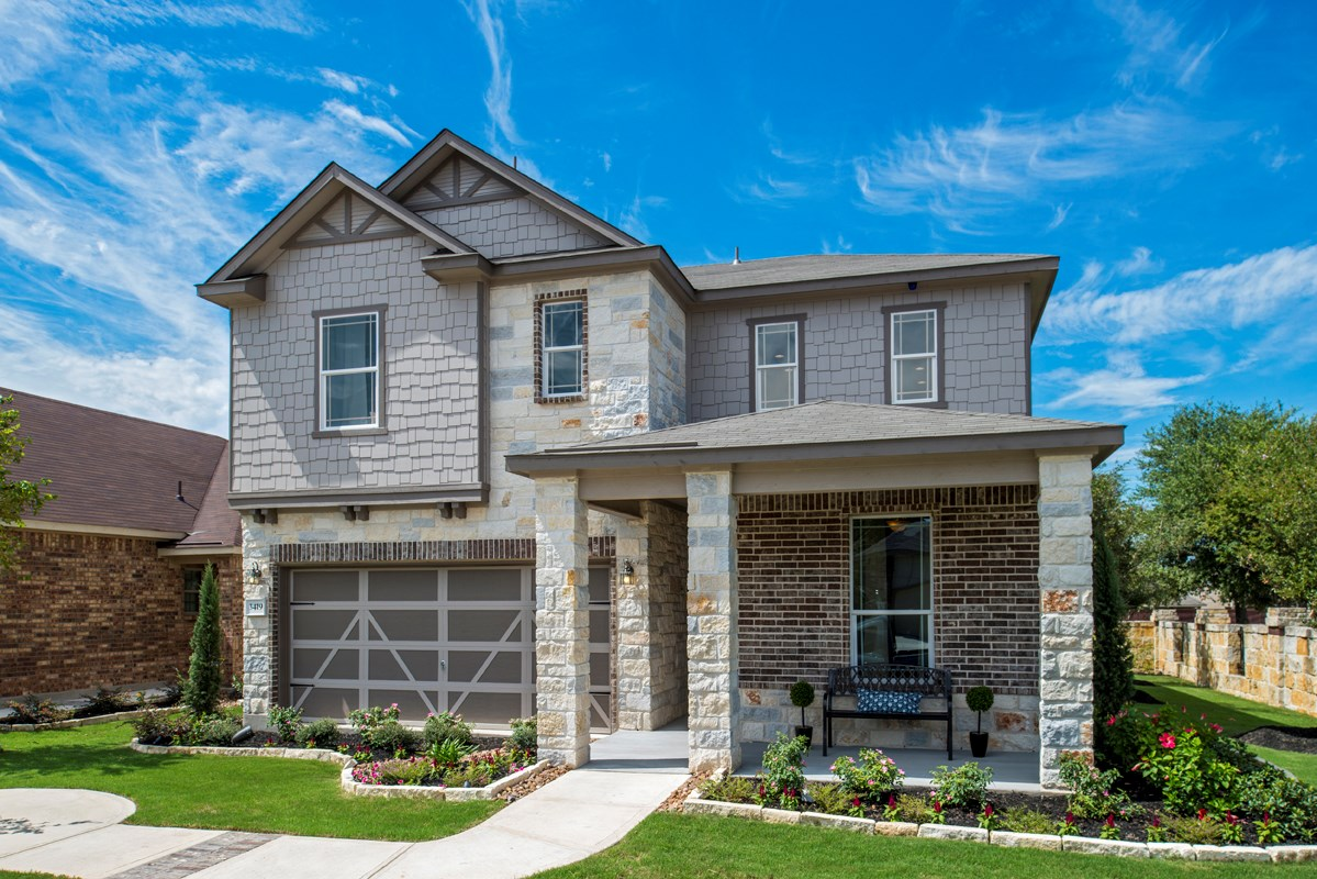 New Homes in Converse, TX - Windfield The 2403