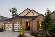 New Homes in Boerne, TX - Plan 2004 Modeled