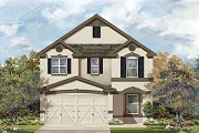 New Homes in Temple, TX - Plan F-2411
