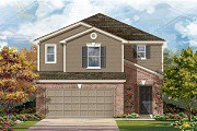 New Homes in Temple, TX - Plan F-2604