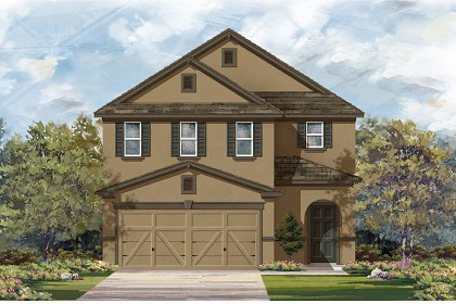 New Homes in Temple, TX - F-2604 D