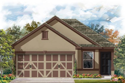 New Homes in Temple, TX - Plan F-1315 D