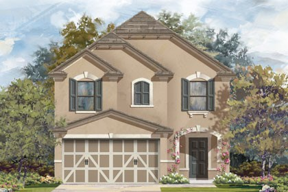New Homes in Temple, TX - Plan F-1771 D