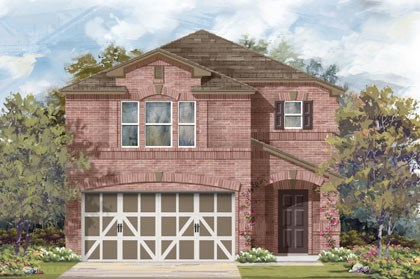 New Homes in Temple, TX - Plan F-1909 C