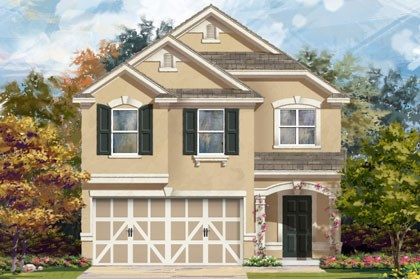 New Homes in Temple, TX - Plan F-1909 D