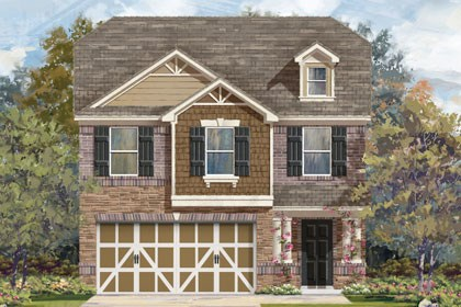 New Homes in Temple, TX - Plan F-1909 E