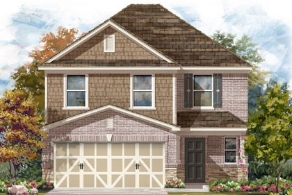 New Homes in Temple, TX - Plan F-2239