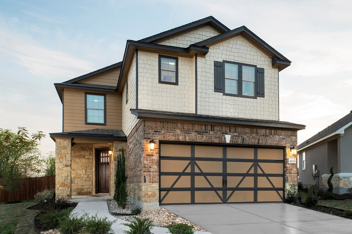 New Homes in Temple, TX - Village of Sage Meadows The F-2708