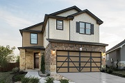 Plan F-2708. Choose from more new built-to-order homes available from KB Home at Summerfield in Taylor, TX.