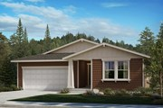 New Homes in Spanaway, WA - Plan 1629