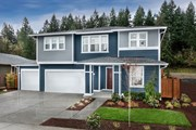 New Homes in Bonney Lake, WA - Plan 2345 Modeled