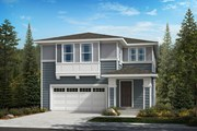 New Homes in Kent, WA - Plan 2065