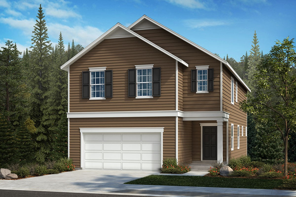 New Homes in Covington, WA - Tahoma Crest Plan 2328 Elevation A