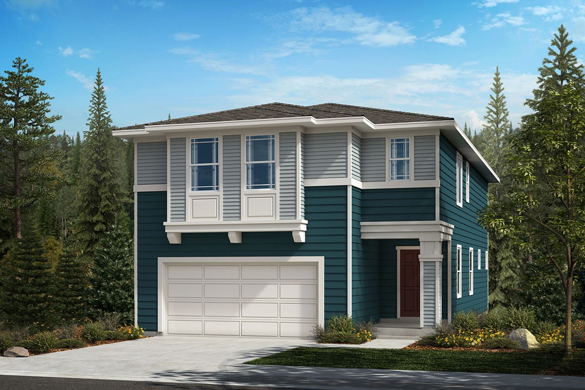 New Homes in Covington, WA - Tahoma Crest Plan 2328 Elevation C