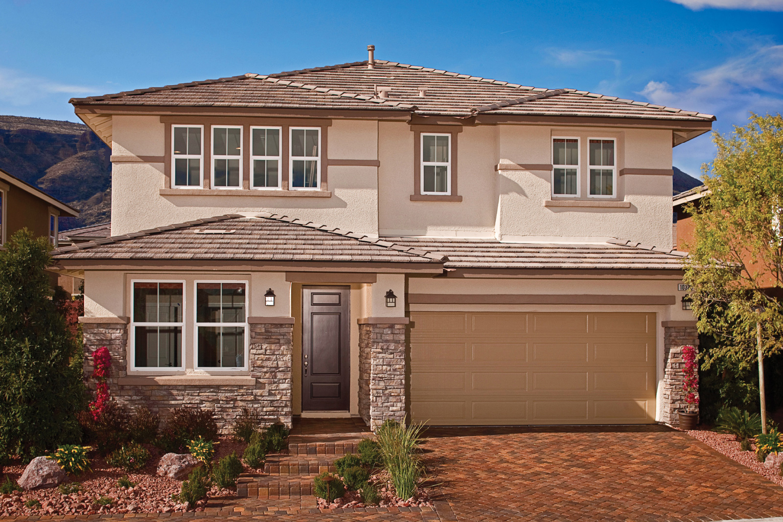 Discover new homes in las vegas built to order kb home for New modern homes las vegas