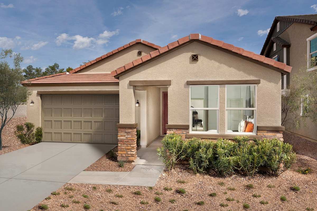 Browse new homes for sale in Allred Ranch