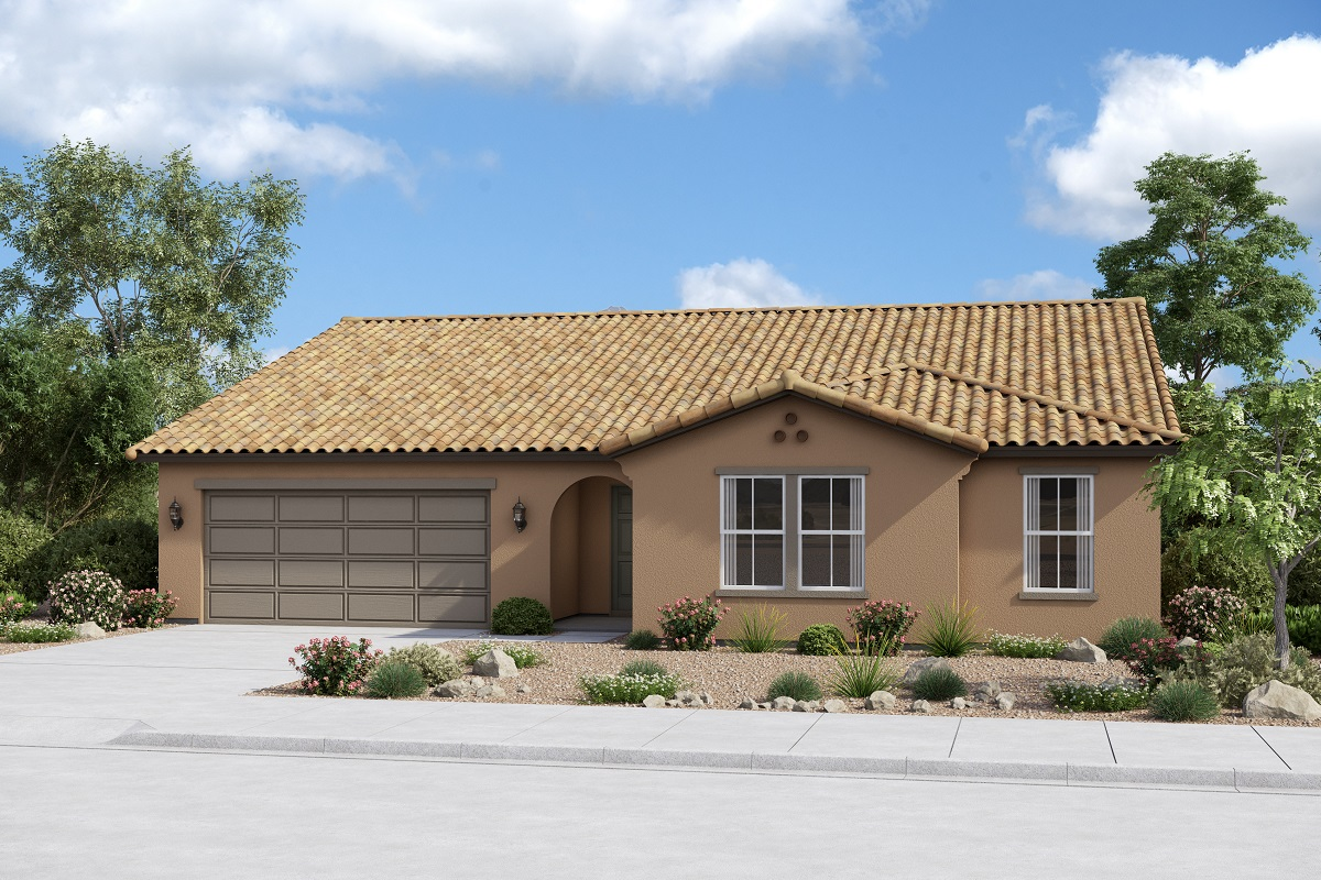 New Homes in Buckeye, AZ - Plan 2301 Elevation A