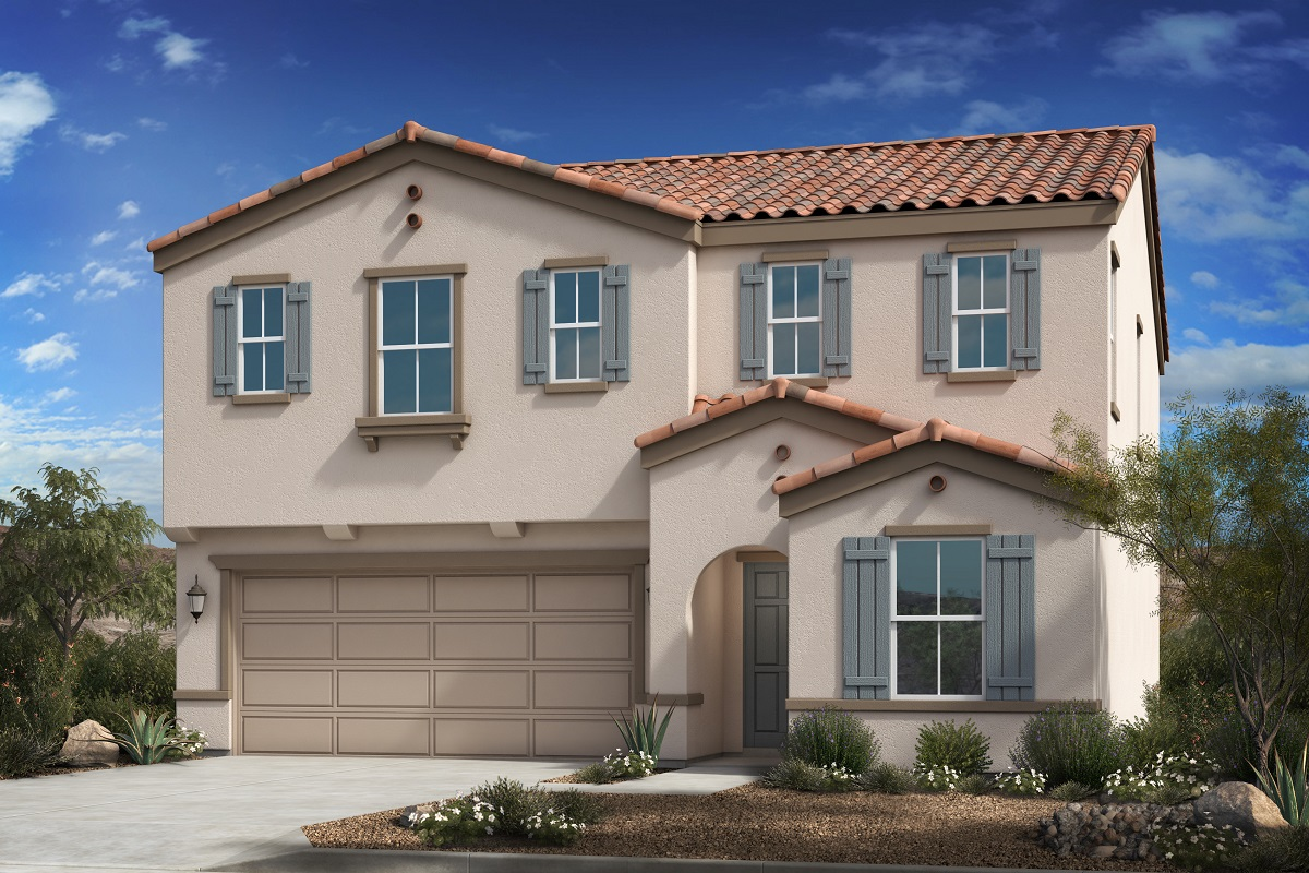 New Homes in Buckeye, AZ - Encantada Estates Plan 2358 Elevation A