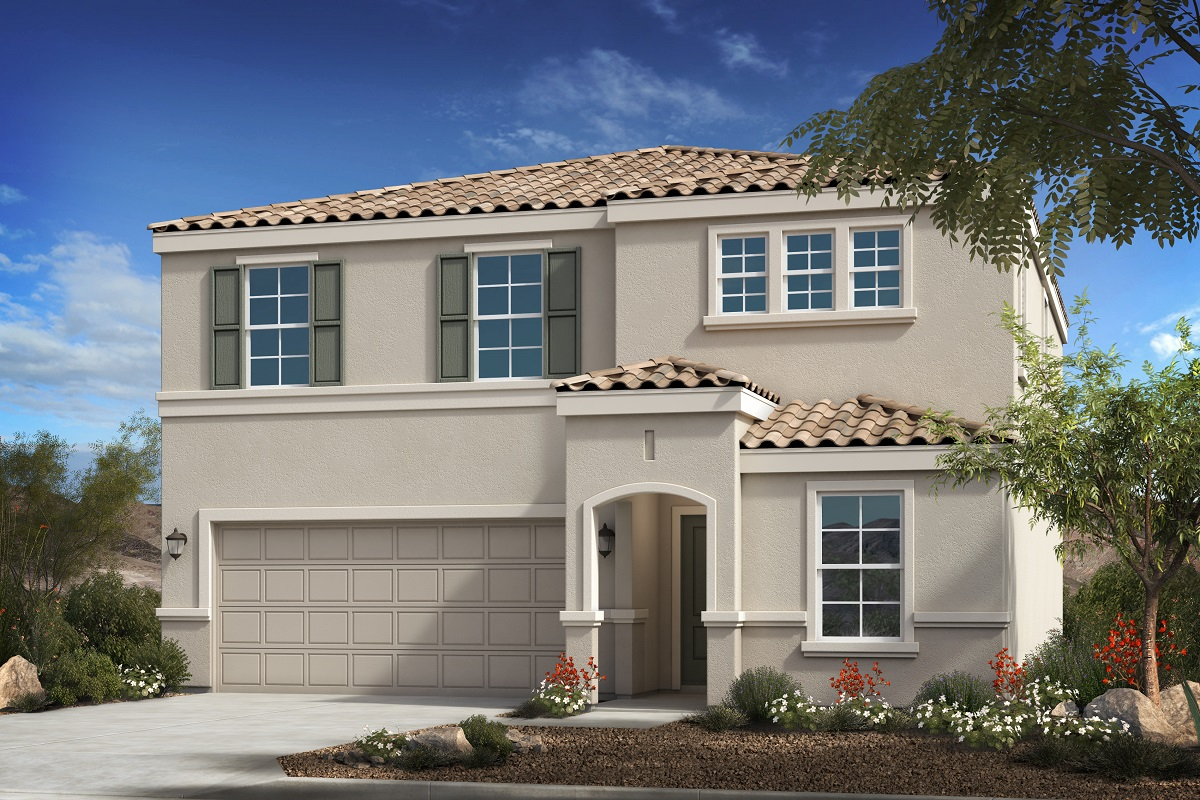 New Homes in Buckeye, AZ - Encantada Estates Plan 2358 Elevation B