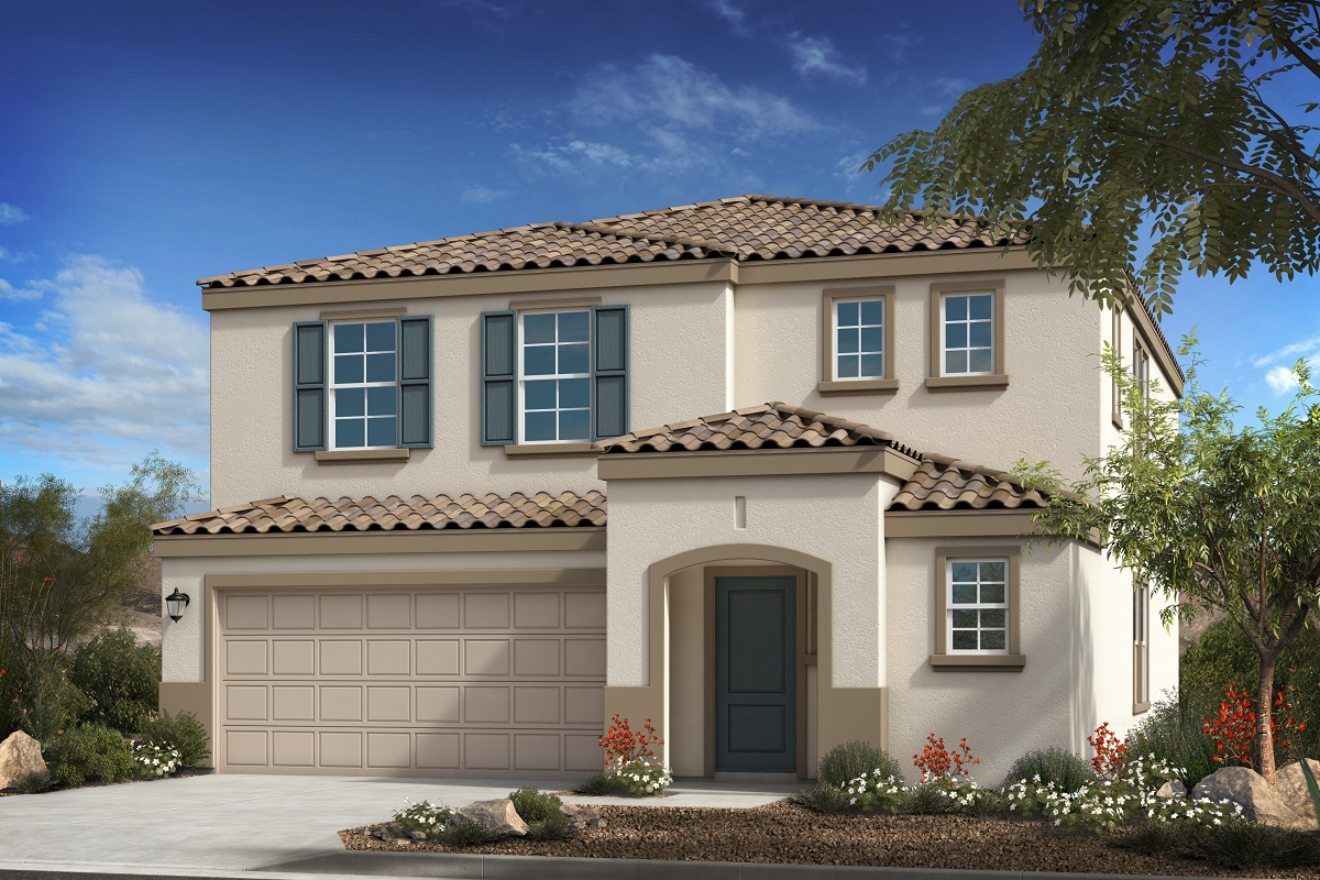 New Homes in Buckeye, AZ - Encantada Estates Plan 2541 Elevation B