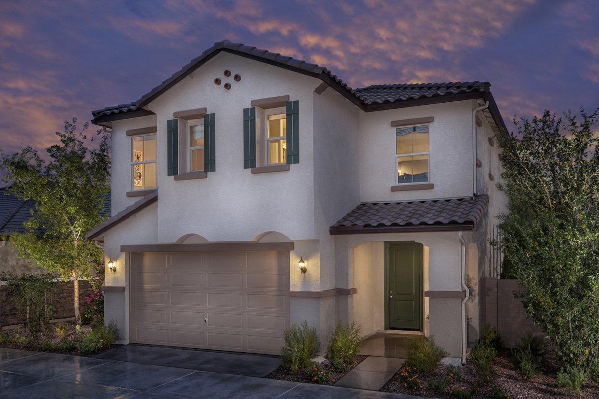 Copper Crest Villas Collection A New Home Community By