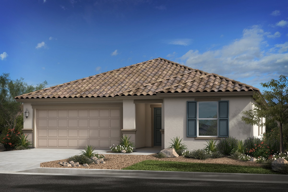 New Homes in Surprise, AZ - Plan 1888 Elevation B