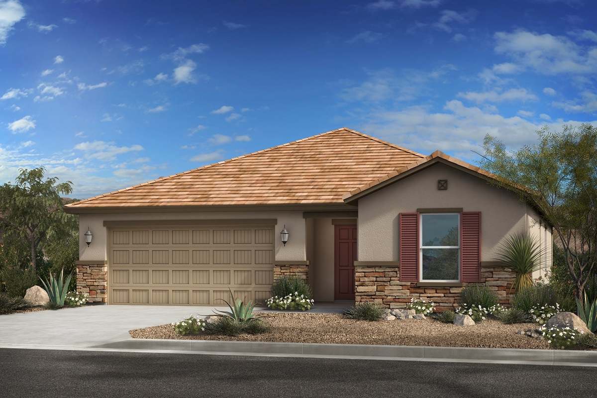 New Homes in Surprise, AZ - Plan 1888 Elevation C