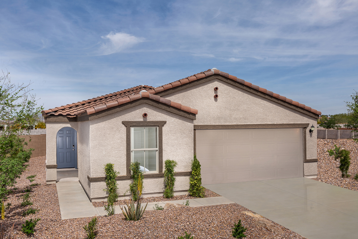 New Homes in Buckeye, AZ - Encantada Estates Plan 1439 Exterior