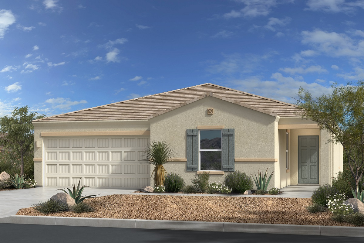 New Homes in Gold Canyon, AZ - Entrada Del Oro Plan 1994 Elevation C