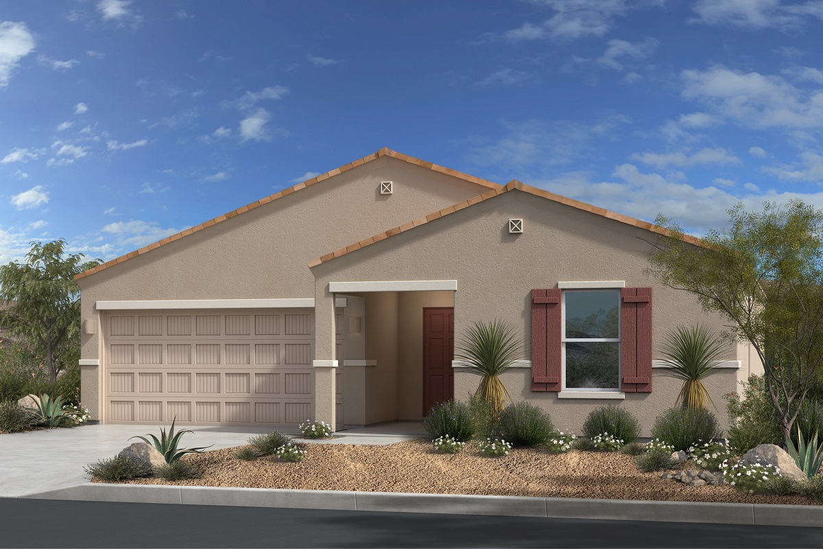 New Homes in Gold Canyon, AZ - Elevation C